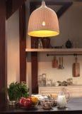 kuchnia wewnętrzna Fotografia Royalty Free