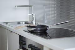 kuchnia wewnętrzna Obrazy Royalty Free