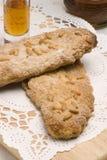 kuchnia zrobił ciasta wieprzowiny skórek spanish Zdjęcia Stock