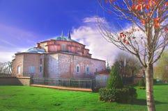 Kucuk Aya Sofya, a antiga igreja de Saint Sergius e Baco em Istambul imagem de stock royalty free