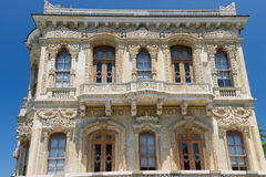 Kucuksu Palace Royalty Free Stock Photo