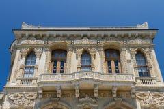 Kucuksu Palace Stock Photo