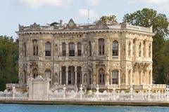 Kucuksu Palace Royalty Free Stock Images
