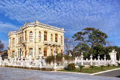Kucuksu Pavilion Royalty Free Stock Image