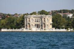 Kucuksu Pavilion in Istanbul Stock Images