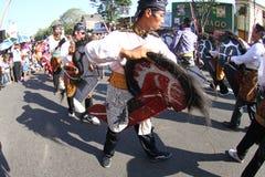 Kuda lumping (Lumping horse) Royalty Free Stock Photo