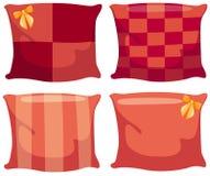 kuddekudde stock illustrationer