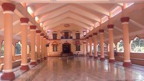 Kudtari Mahamaya寺庙 免版税库存照片