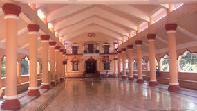 Kudtari Mahamaya świątynia zdjęcie royalty free