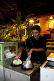 Kue Ape a Traditional Dessert Indonesia Stock Image