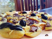 Kue Cubit. Cookies made by me Stock Images