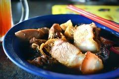 Kuehkloofje aangezien het in Sarawak wordt geroepen stock foto's