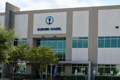 Free Kuehne And Nagel Offices In Houston, TX. Stock Photography - 157347822