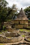 Kuelap est une ville de forteresse de sommet de montagne près de Chachapoyas, Pérou, Image stock