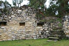 Kuelap Ruins Stock Image