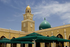 Kufa Mosque Stock Image