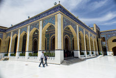 Kufa Mosque Royalty Free Stock Images