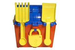 kufer dziecka Obraz Stock