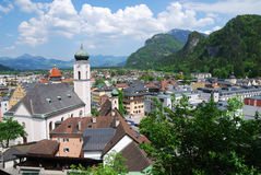 Kufstein Royalty Free Stock Photo