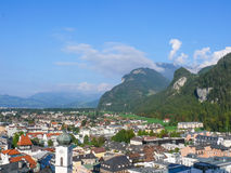 Kufstein Austria City View Stock Photo