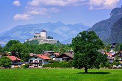Kufstein Castle, Austria Stock Photos