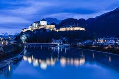 Kufstein castle Stock Image