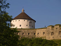 Kufstein castle on a sunny summer day Stock Photography