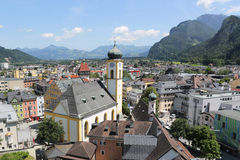 Kufstein - l'Austria Fotografia Stock Libera da Diritti