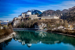 Kufstein, Tyrol, Austria Royalty Free Stock Photography