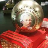 Kugel de Mozart imagem de stock royalty free