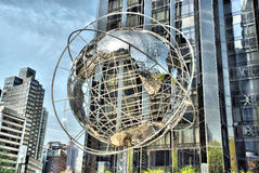 Kugel in New York Lizenzfreie Stockfotos
