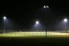 Kugel Paark nachts Stockfotografie