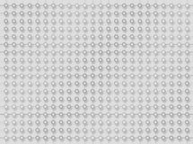 Kugel-Reihe Stockfotos