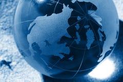 Kugel, Umweltverantwortlichkeit Lizenzfreies Stockfoto