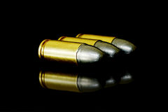 Kugel und Shell Stockfoto