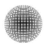 Kugelförmiger Rahmen stockfotos