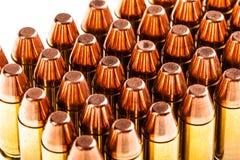 Kugeln auf Weiß Lizenzfreie Stockfotografie
