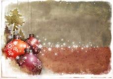 Kugeln des neuen Jahres lizenzfreies stockfoto