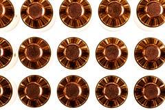 Kugeln von der Spitze Stockbild