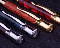 Kugelschreiber Lizenzfreies Stockbild