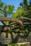 Kuggehjul av watergate Royaltyfri Foto