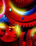 kugghjul Royaltyfri Fotografi