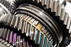 Kugghjul. Fotografering för Bildbyråer