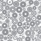 Kugghjul. bakgrund Royaltyfri Fotografi