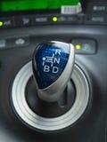 Kugghjul i bil Arkivfoton