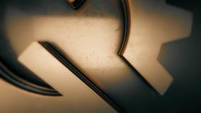 Kugghjul kugghjulanimering i PNG-format med ALFABETISKstordiakanalen stock illustrationer