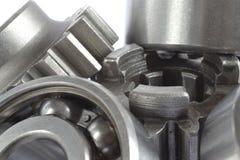 Kugghjul och lager Arkivfoton