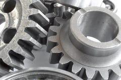 Kugghjul och lager Royaltyfri Foto