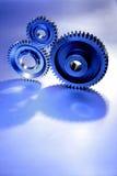 kugghjul tre Arkivfoto