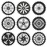Kugghjulen Royaltyfria Foton
